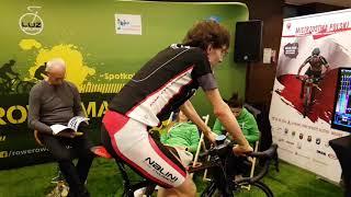 Mikołajki na Bike Expo 2018