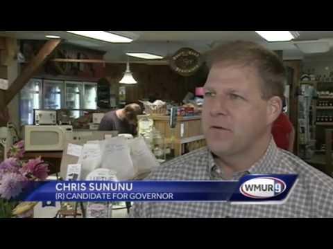 Chris Sununu: Leadership Matters