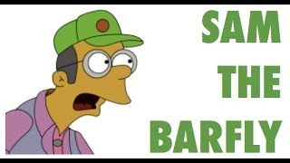 Best of Sam the Barfly (The Simpsons)