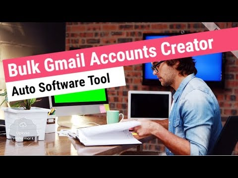Webbots Gmail Account Creator Free