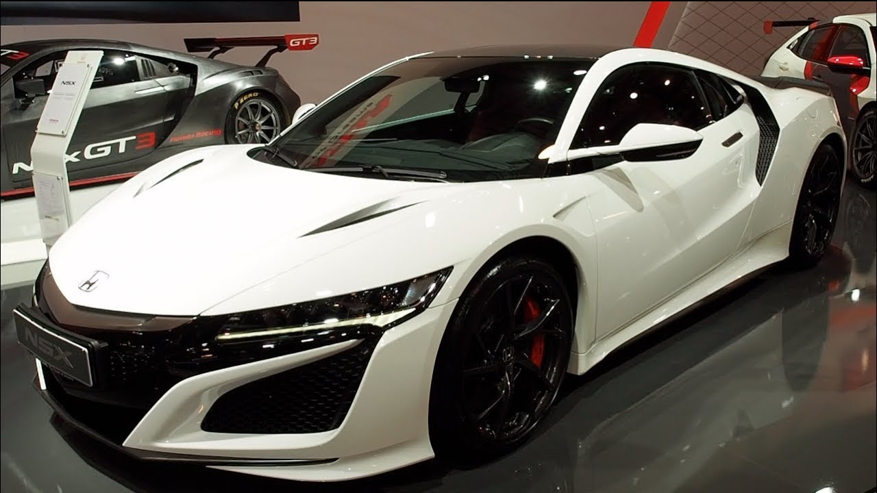 Honda Nsx 2018 In Detail Review Walkaround Interior Exterior