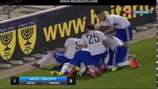 Beitar Jerusalem  - Chikhura Sachkhere 1-2 All Goals