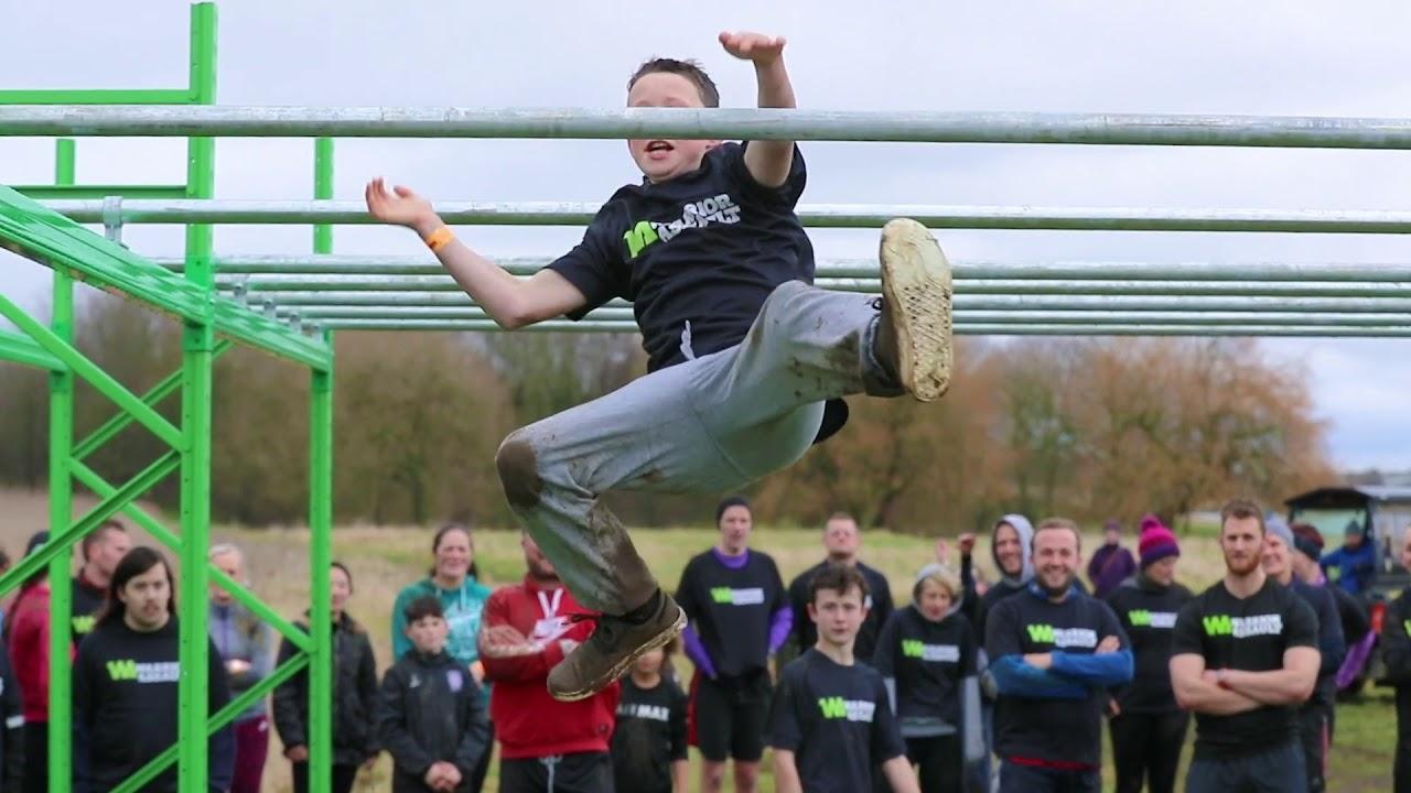 Warrior Assault Obstacle Mud Run - Nottinghamshire Event