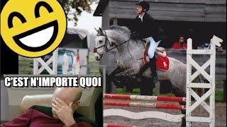 [Humour] Ma Famille Ne Connais Rien en CSO /SPÉCIAL 100 ABONNÉS 1er Concours Club 3