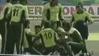 Pakistan Vs India Worldcup under-19 final 2006