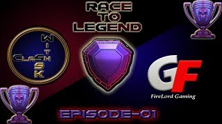 🔴 Live   Race To Legends EP1 ft Clash With SSK