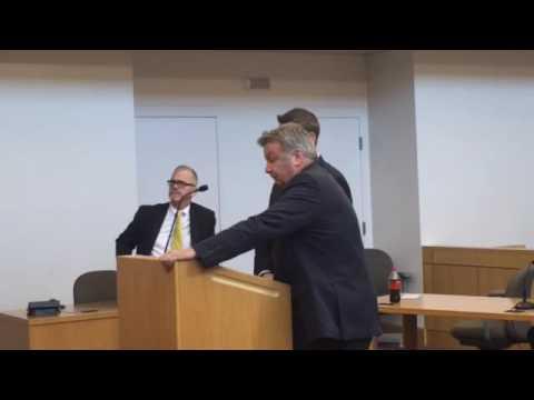 Sean Corrigan In Court