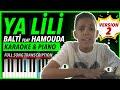 How to play YA LILI on the Piano (KARAOKE)