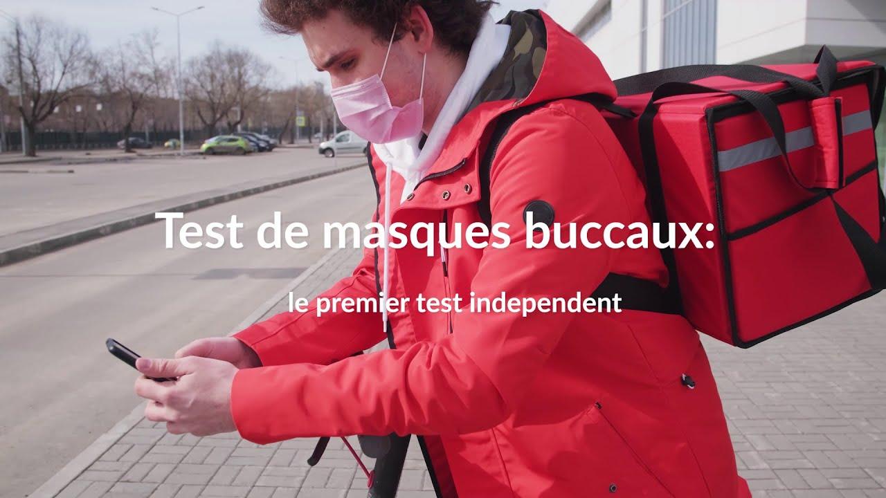 Bas les masques : Test Achats passe les masques au crible
