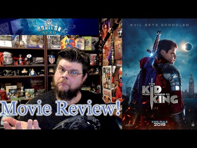 A Kid Who Would Be King - Movie Review