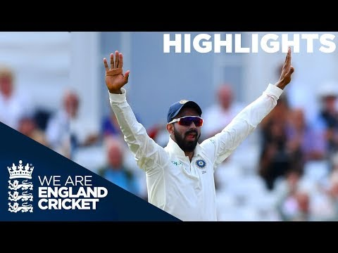 India Defeat England To Keep Series Alive | England v India 3rd Test Day 5 2018 - Highlights