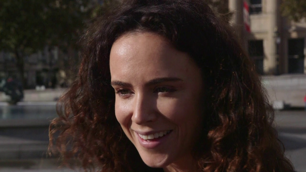 Amy Manson Once Upon A Time world mental health day - amy manson