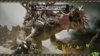 Monster Hunter Frontier Z PS4 gameplay
