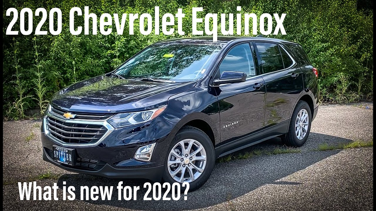 2020 Chevrolet Equinox - NEW for 2020!! - YouTube