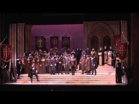 2015 Sarasota Opera Production of Verdi's Don Carlos