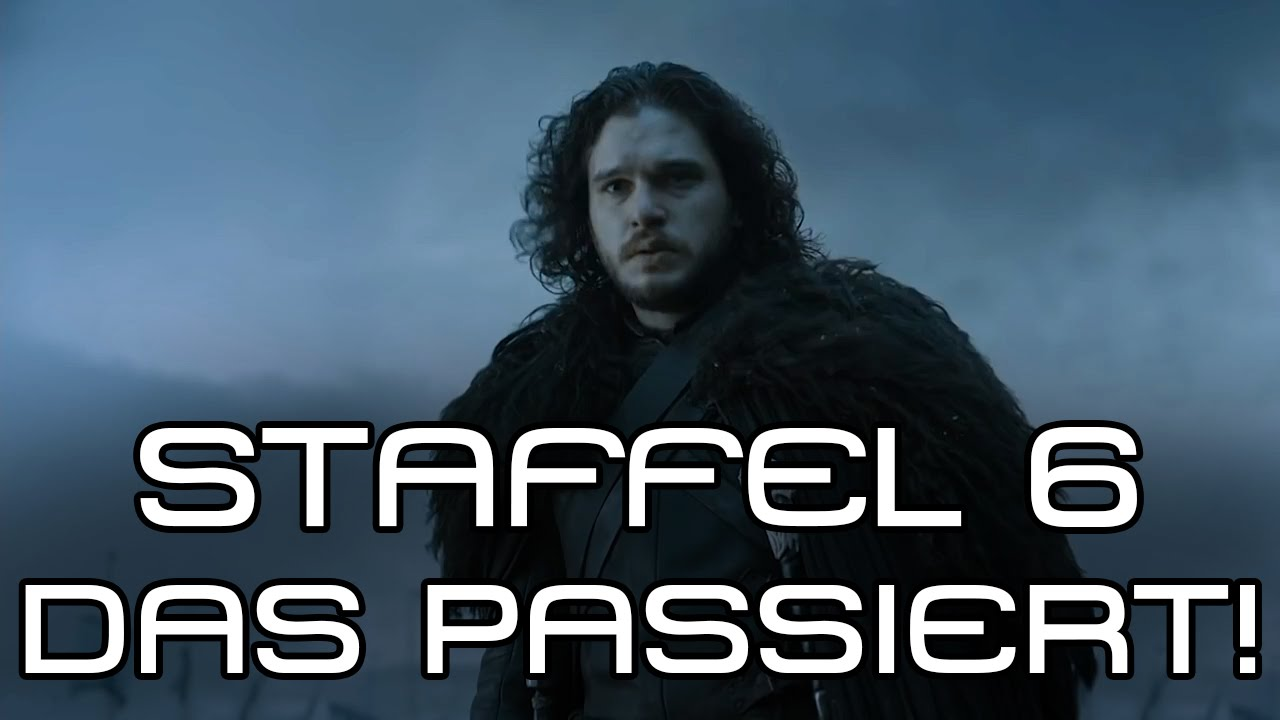 start games of thrones staffel 6