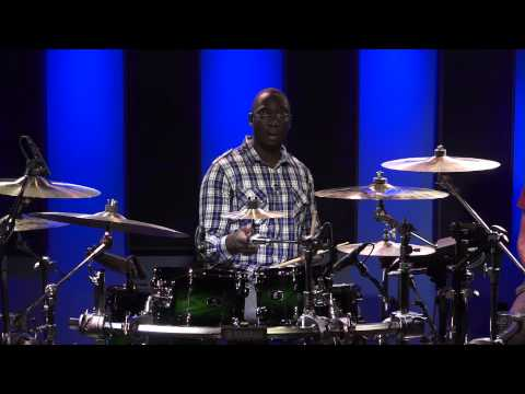 Gospel Drum Lessons - Larnell Lewis (FULL DRUM LESSON) from YouTube · Duration:  1 hour 11 minutes 43 seconds
