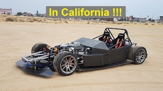 E55 ASL Goes to California !