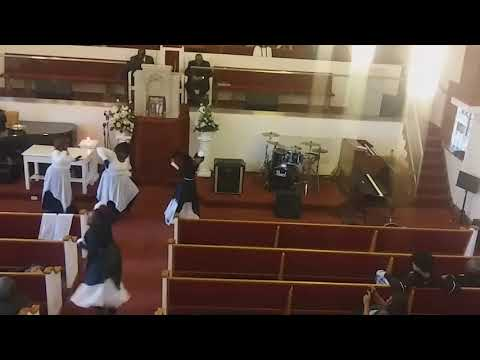 Union Anointed Praise dancers -Change Me