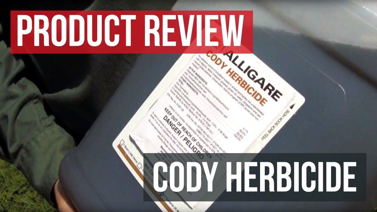 Cody Broad Leaf Herbicide Clopyralid