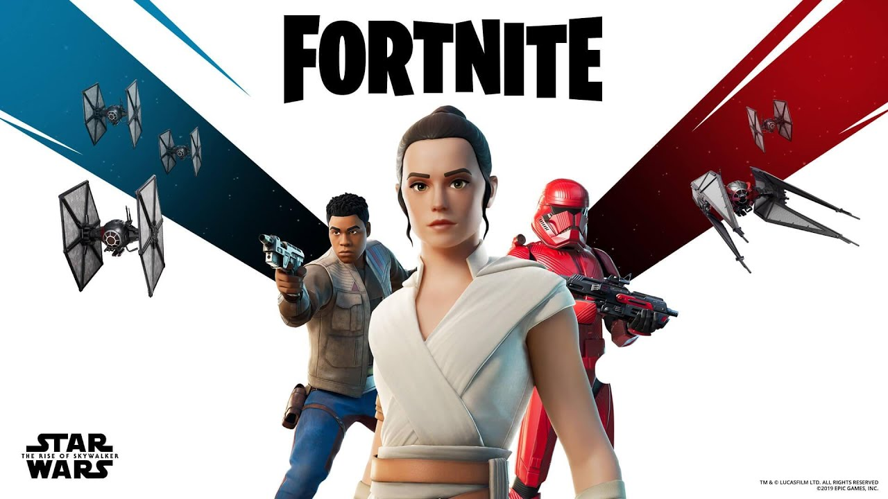 The 'Fortnite' Star Wars Event Was Bad, But Not Because Of Server ...