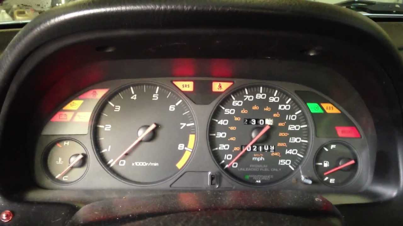 Prelude P5m Works Just Like Obd2 P13 Youtube Honda Accord Obd Location