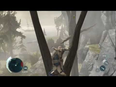 Assassin's Creed 3 Gameplay Walkthrough with Commentary HD Part 32 -John Pitcairn!- Sequence 07