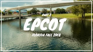 Epcot Part 2- Frozen Ever After, Mission Space & Trying School Bread