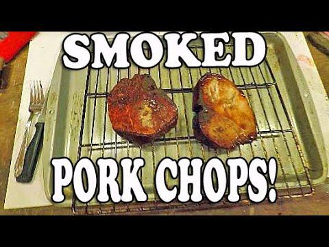 Smoked Pork Chops