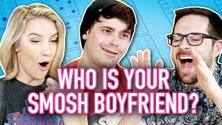 TAKING SMOSH QUIZZES