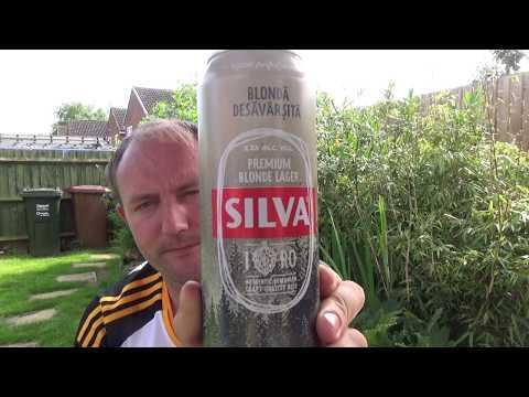 Silva (Heineken Romania) | Premium Blonde Lager