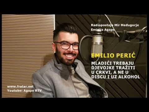 Emilio Perić: Djevojke tražite u crkvi, a ne u discu i alkoholu
