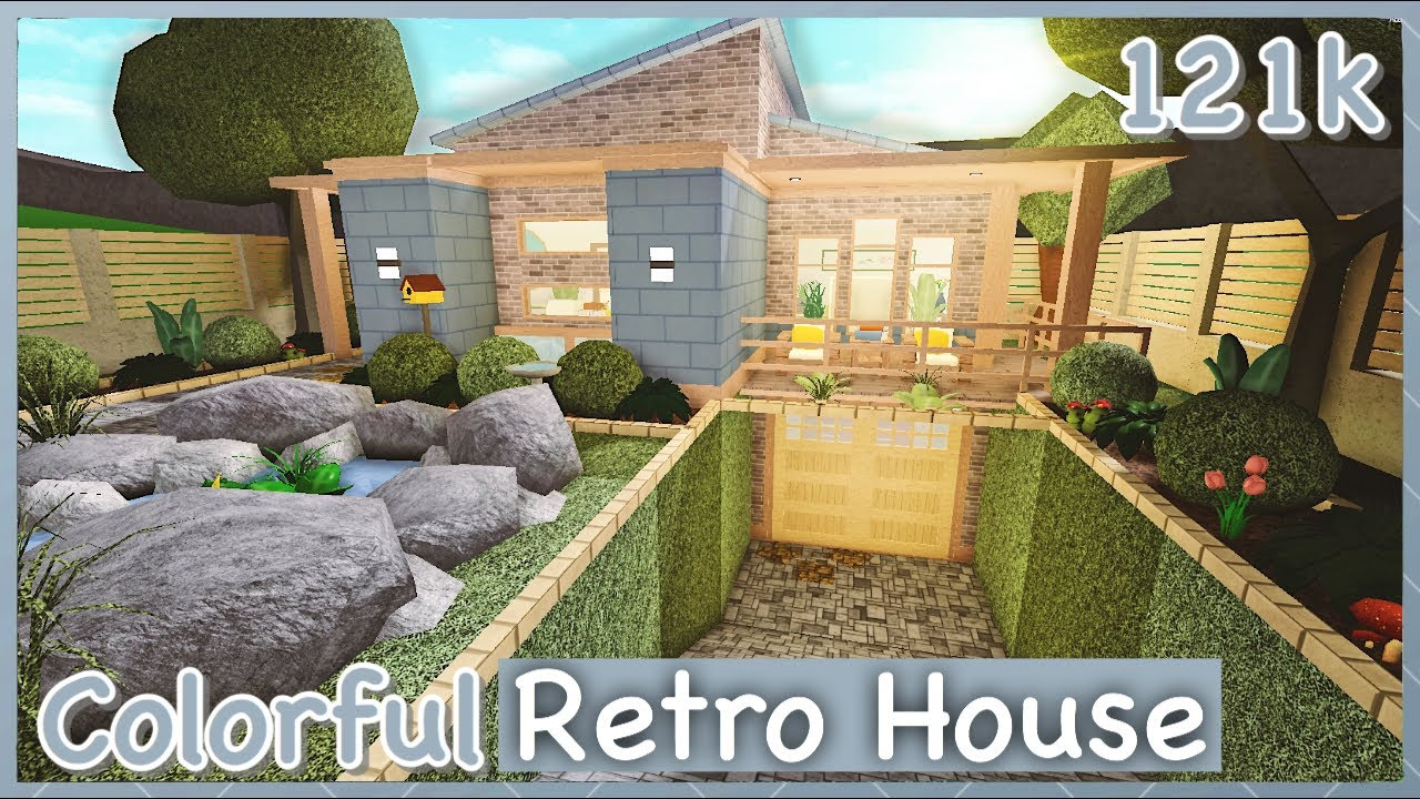 Bloxburg House Ideas Cheap Mansions Modern Houses Pro Game Guides