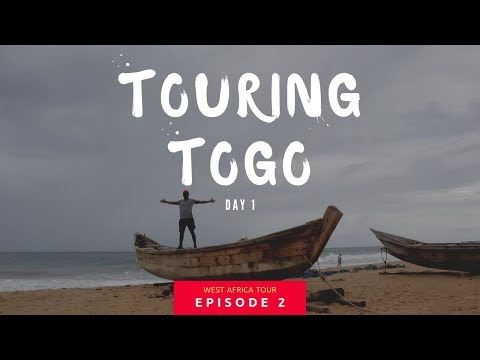 Touring Togo (Day 1): Hotel hunting, Local foods and more!   West Africa Tour: Episode 2
