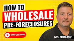 How to Wholesale Pre-foreclosures Step-By-Step