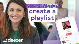 How To Create A Playlist On Deezer screenshot 1