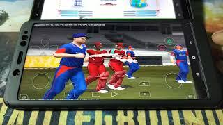 Brian Lara Inernational Cricket 2007 PS2 on android phone