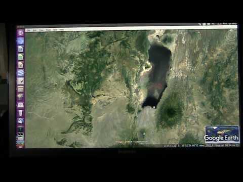 Does Lake Natron really turn animals to stone