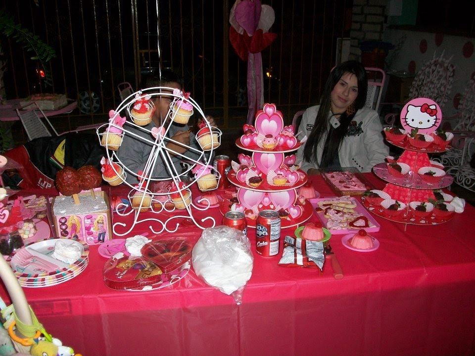 Decoracion san valentin con rueda de la fortuna de - San valentin decoracion ...