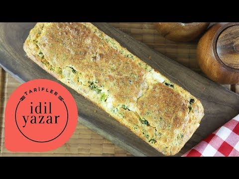Börek Tadında Kek Nasıl Yapılır ? - İdil Yazar - Yemek Tarifleri