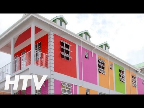 La Flamboyant Hotel en Roseau, Dominica