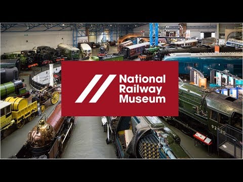Visting The National Railway Museum In York