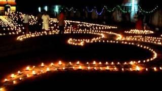 Pazhayannur Bhagavati Temple Vilakku - 1