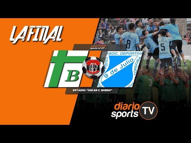 Miralo en vivo: final Sportivo Belgrano vs. 9 de Julio de Morteros por la Liga Regional - El Periódico