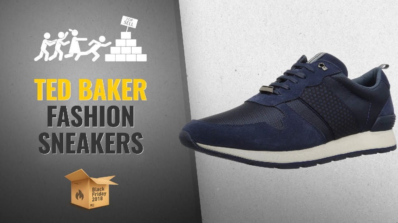f3e537577dfc7 Save Big On Ted Baker Fashion Sneakers Black Friday   Cyber Monday ...