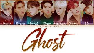 [Vietsub/Han/Rom] MONSTA X - GHOST (Color Coded Lyrics)
