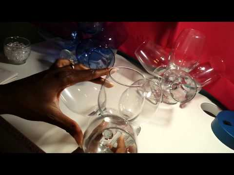 Wine Glass Centerpiece Video 2