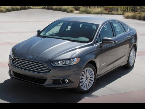 Ford Fusion Hybrid 2016 Car Review