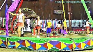 Circus in Kolkata | Amazing Circus Show | Winter Circus