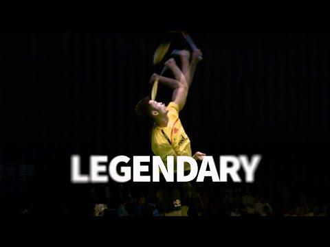 LEGENDARY Badminton Skills - Featuring Lin Dan Taufik Hidayat Lee Chong Wei Peter Gade